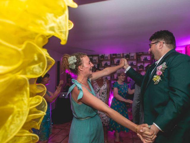 Le mariage de Joffrey et Silvia à Bannegon, Cher 47