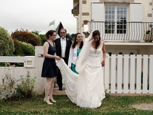 Le mariage de Jean Antoine et Aurélia à Guérande, Loire Atlantique 7