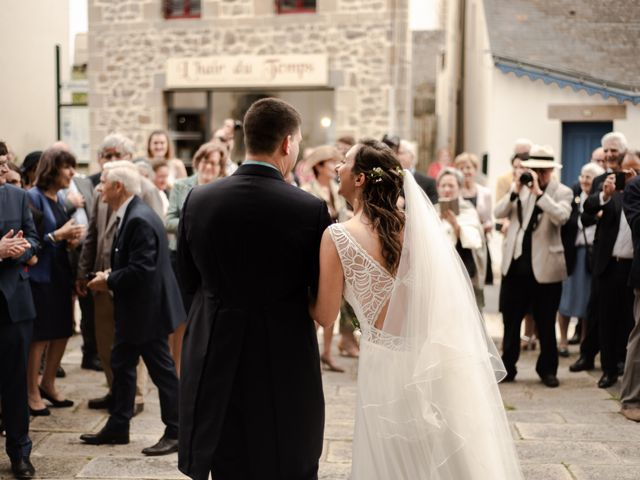 Le mariage de Jean Antoine et Aurélia à Guérande, Loire Atlantique 11