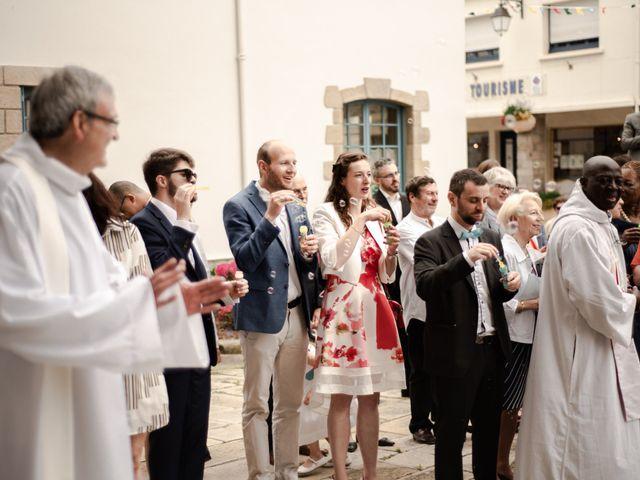 Le mariage de Jean Antoine et Aurélia à Guérande, Loire Atlantique 12