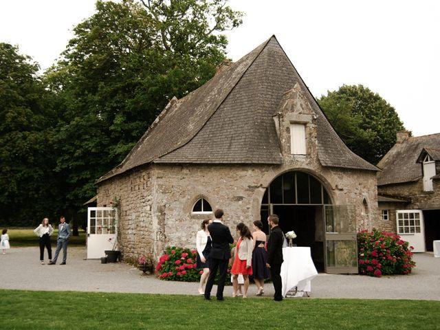 Le mariage de Jean Antoine et Aurélia à Guérande, Loire Atlantique 17