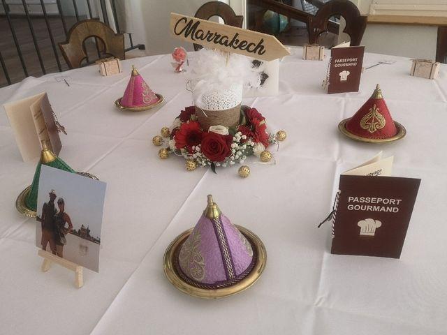 Le mariage de Bastien et Lorine à Aix-les-Bains, Savoie 18