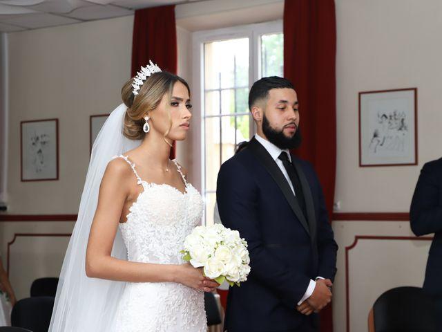 Le mariage de Nora et Amine à Champagne-sur-Oise, Val-d'Oise 2