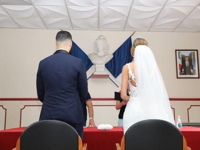 Le mariage de Nora et Amine à Champagne-sur-Oise, Val-d'Oise 6