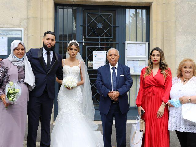 Le mariage de Nora et Amine à Champagne-sur-Oise, Val-d'Oise 8