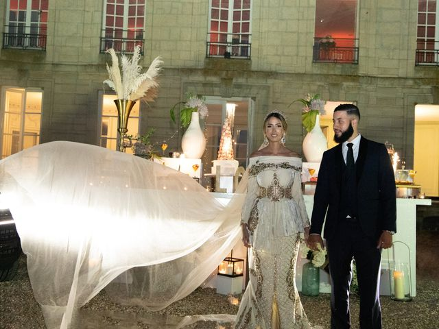 Le mariage de Amine et Nora