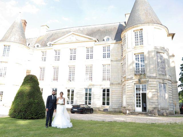 Le mariage de Nora et Amine à Champagne-sur-Oise, Val-d'Oise 17