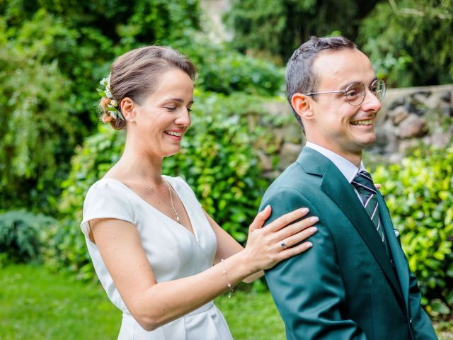 Le mariage de Quentin et Nathalie à Saint-Geneys-près-Saint-Paulien, Haute-Loire 17