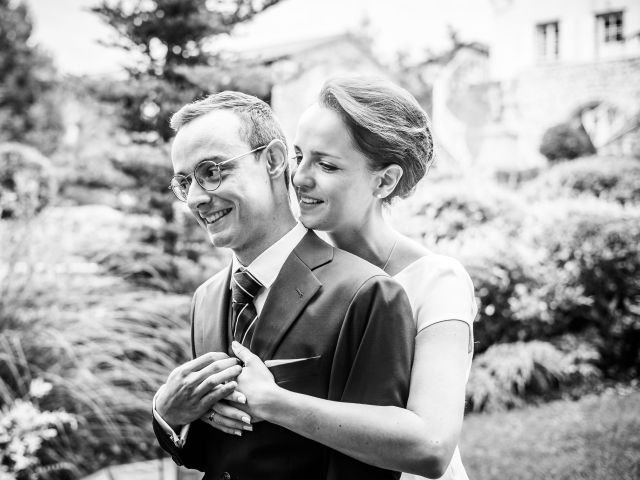 Le mariage de Quentin et Nathalie à Saint-Geneys-près-Saint-Paulien, Haute-Loire 18