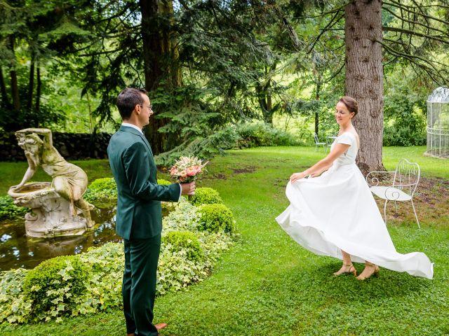 Le mariage de Quentin et Nathalie à Saint-Geneys-près-Saint-Paulien, Haute-Loire 21