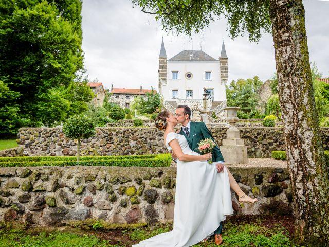 Le mariage de Quentin et Nathalie à Saint-Geneys-près-Saint-Paulien, Haute-Loire 22