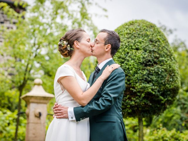 Le mariage de Quentin et Nathalie à Saint-Geneys-près-Saint-Paulien, Haute-Loire 24