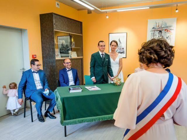 Le mariage de Quentin et Nathalie à Saint-Geneys-près-Saint-Paulien, Haute-Loire 25