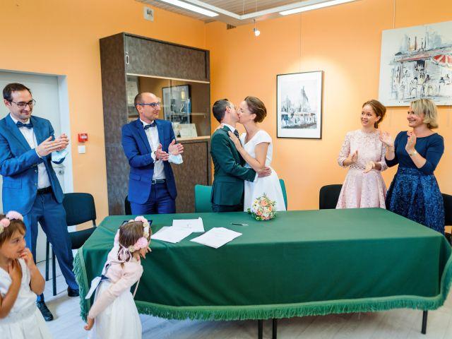 Le mariage de Quentin et Nathalie à Saint-Geneys-près-Saint-Paulien, Haute-Loire 26