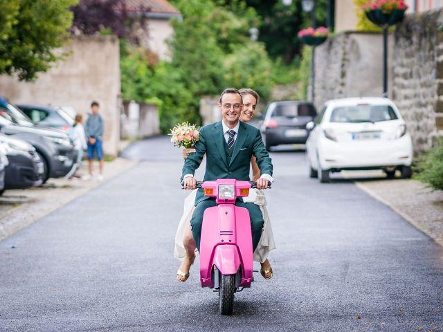 Le mariage de Quentin et Nathalie à Saint-Geneys-près-Saint-Paulien, Haute-Loire 27