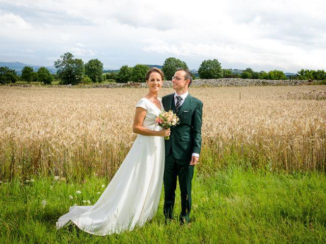 Le mariage de Quentin et Nathalie à Saint-Geneys-près-Saint-Paulien, Haute-Loire 28