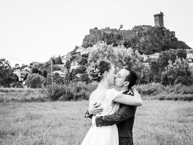 Le mariage de Quentin et Nathalie à Saint-Geneys-près-Saint-Paulien, Haute-Loire 33