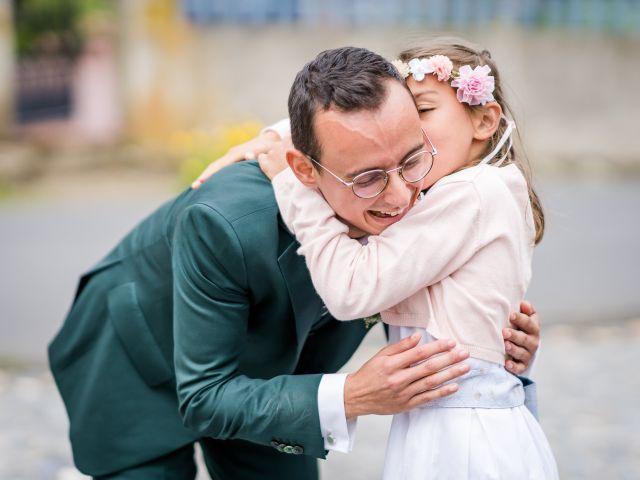 Le mariage de Quentin et Nathalie à Saint-Geneys-près-Saint-Paulien, Haute-Loire 35
