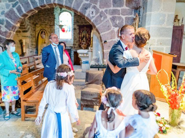 Le mariage de Quentin et Nathalie à Saint-Geneys-près-Saint-Paulien, Haute-Loire 36