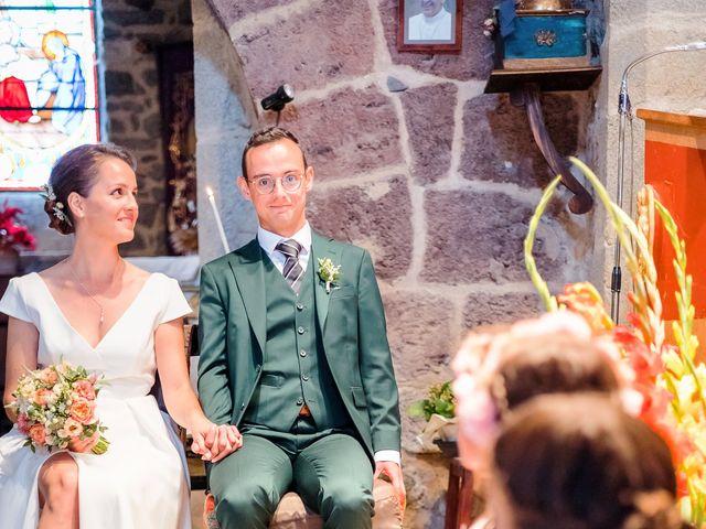 Le mariage de Quentin et Nathalie à Saint-Geneys-près-Saint-Paulien, Haute-Loire 37
