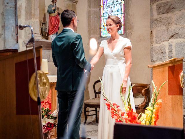 Le mariage de Quentin et Nathalie à Saint-Geneys-près-Saint-Paulien, Haute-Loire 39