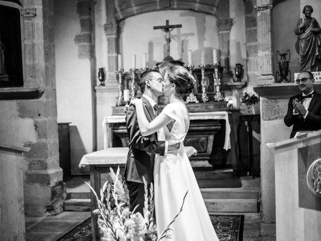 Le mariage de Quentin et Nathalie à Saint-Geneys-près-Saint-Paulien, Haute-Loire 41