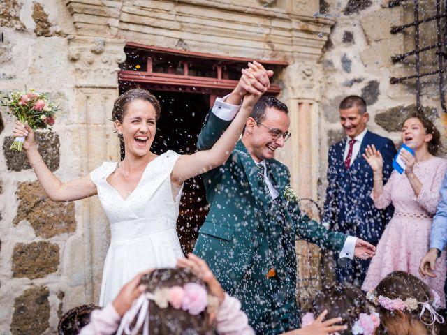 Le mariage de Quentin et Nathalie à Saint-Geneys-près-Saint-Paulien, Haute-Loire 43