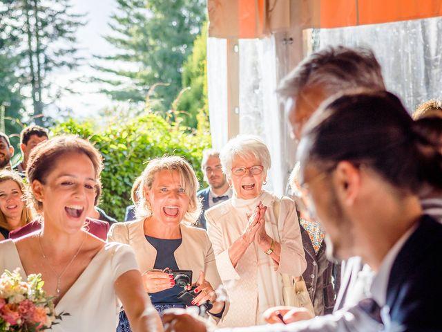 Le mariage de Quentin et Nathalie à Saint-Geneys-près-Saint-Paulien, Haute-Loire 45