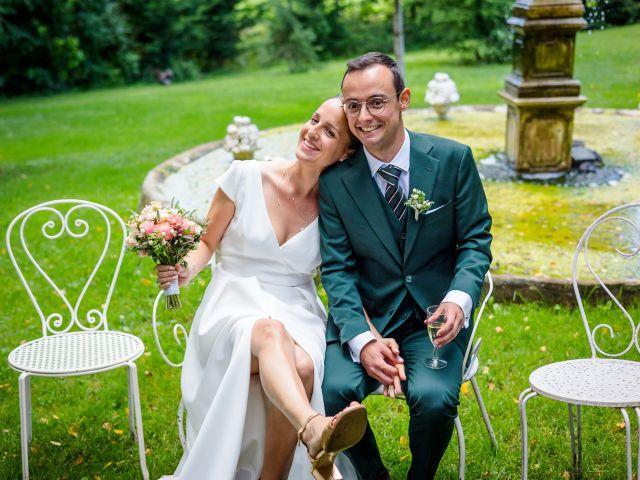 Le mariage de Quentin et Nathalie à Saint-Geneys-près-Saint-Paulien, Haute-Loire 46