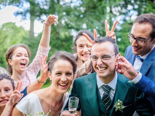Le mariage de Quentin et Nathalie à Saint-Geneys-près-Saint-Paulien, Haute-Loire 47