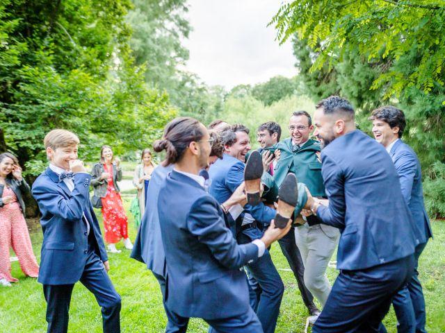 Le mariage de Quentin et Nathalie à Saint-Geneys-près-Saint-Paulien, Haute-Loire 51