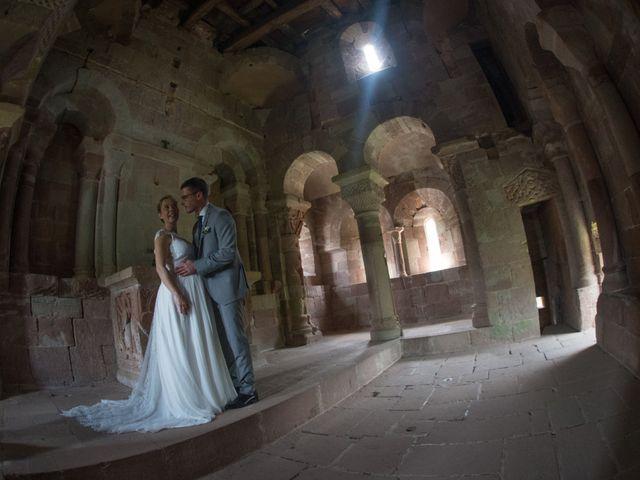 Le mariage de Thomas et Céline à Espalion, Aveyron 9