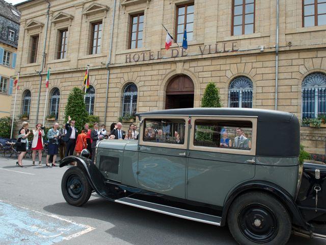 Le mariage de Thomas et Céline à Espalion, Aveyron 13
