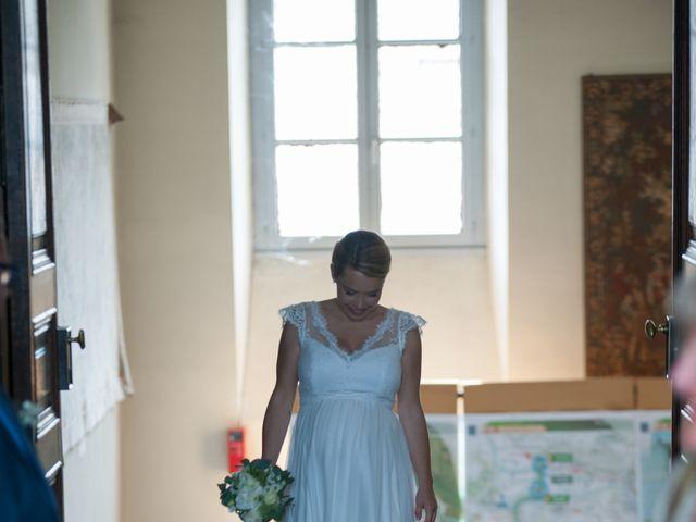 Le mariage de Thomas et Céline à Espalion, Aveyron 14