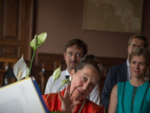 Le mariage de Thomas et Céline à Espalion, Aveyron 18