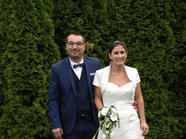 Le mariage de Arnault et Émilie  à Illeville-sur-Montfort, Eure 3