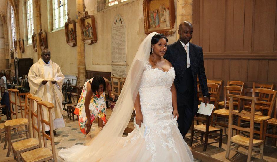 Le mariage de Alain et Ingrid  à Avon, Seine-et-Marne