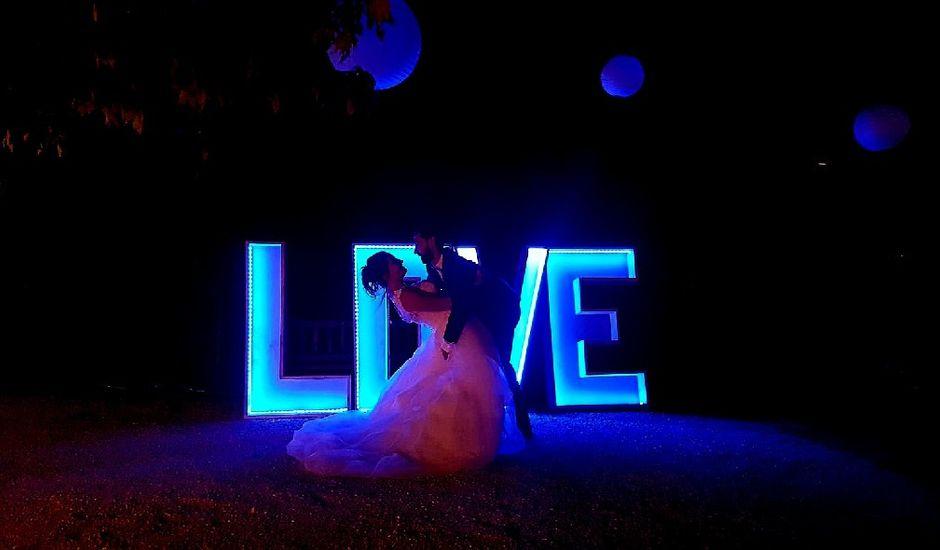 Le mariage de Bastien et Lorine à Aix-les-Bains, Savoie