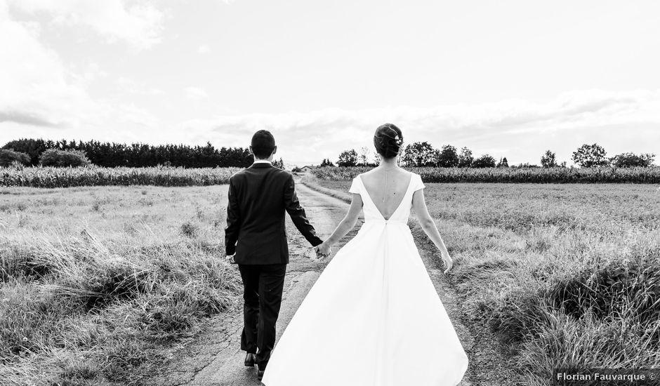 Le mariage de Quentin et Nathalie à Saint-Geneys-près-Saint-Paulien, Haute-Loire