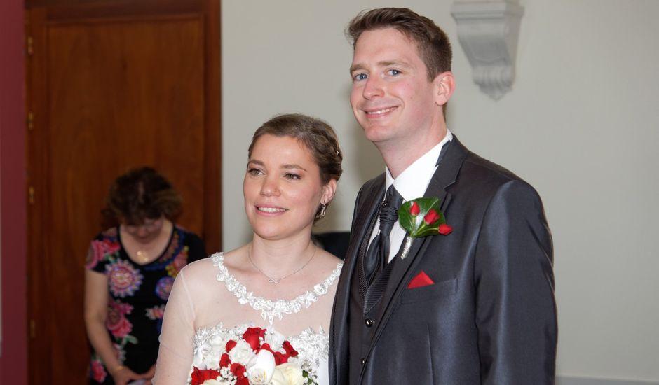 Le mariage de Florian et Marion à Ambres, Tarn