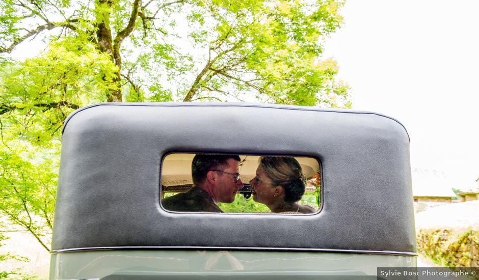 Le mariage de Thomas et Céline à Espalion, Aveyron