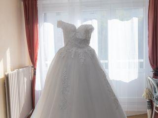 Le mariage de Laetitia et Gauthier 1