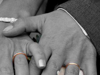 Le mariage de Celine et Nadege 1