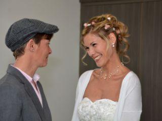 Le mariage de Celine et Nadege
