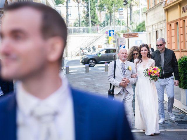Le mariage de Loic et Cécile à Nice, Alpes-Maritimes 1