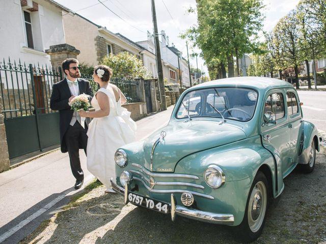 Le mariage de Sylvain et Axelle à Nantes, Loire Atlantique 23