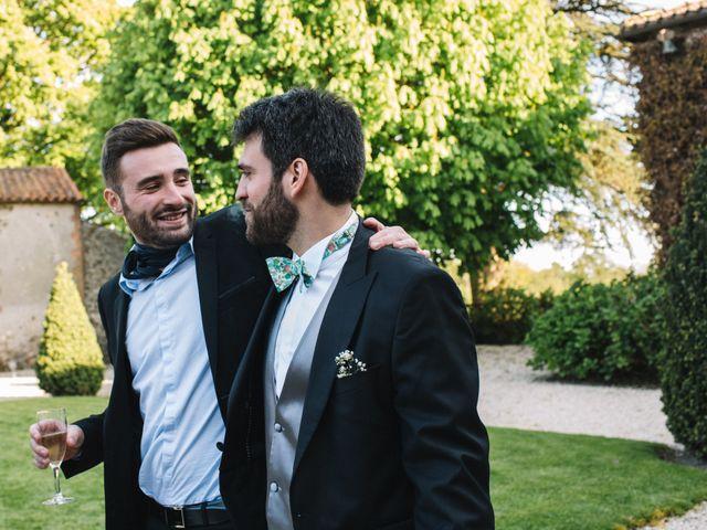 Le mariage de Sylvain et Axelle à Nantes, Loire Atlantique 47