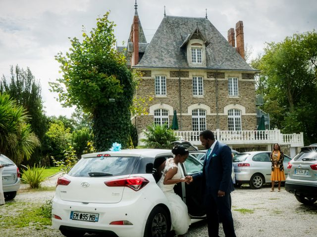 Le mariage de Laurent et Manuella à Saint-Herblain, Loire Atlantique 5