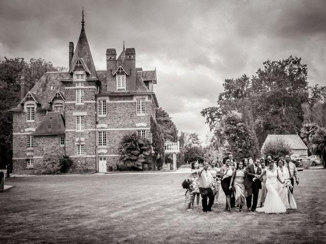 Le mariage de Laurent et Manuella à Saint-Herblain, Loire Atlantique 6