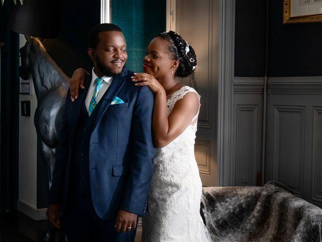 Le mariage de Manuella et Laurent